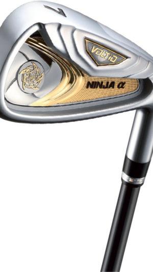 Golf Iron Alfa Katana Ninja 2019