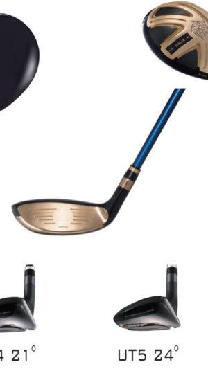 golf utility katana ninja 2019
