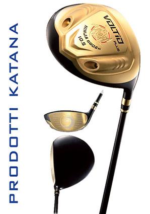 prodotti originali katana golf europe certificati